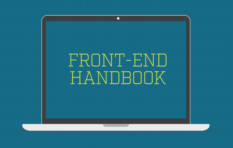GOODHost Front End Development Handbook 2017